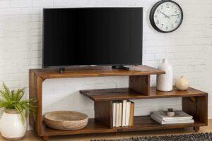 Los 10 mejores muebles para tv de madera