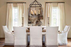Las 9 mejores fundas de sillas de comedor